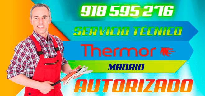 Servicio Técnico Calderas Thermor en Madrid