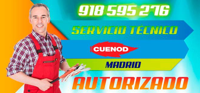 Servicio Técnico Quemadores Cuenod en Madrid