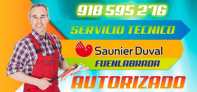 Servicio Técnico Calderas Saunier Duval en Fuenlabrada